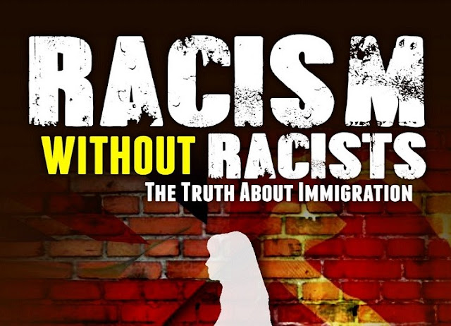 Racism without racists: The truth about the immigration by Cristina G.