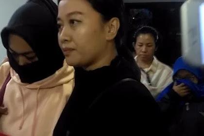 2 Emak Perekam Video HS Ancam Jokowi Ditangkap