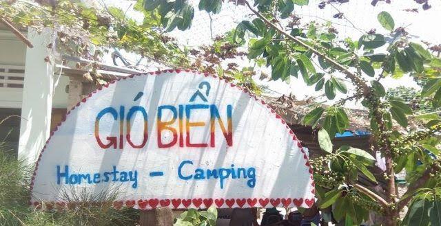 Không chỉ là nghỉ mà bạn còn có thể cắm trại nữa