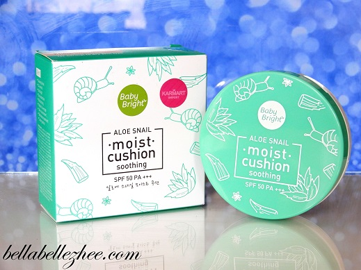 aloe snail moist cushion