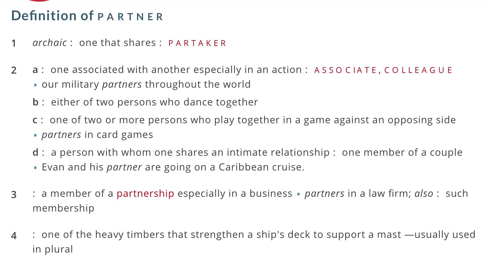 "als advocacy: what's a ""partner"""
