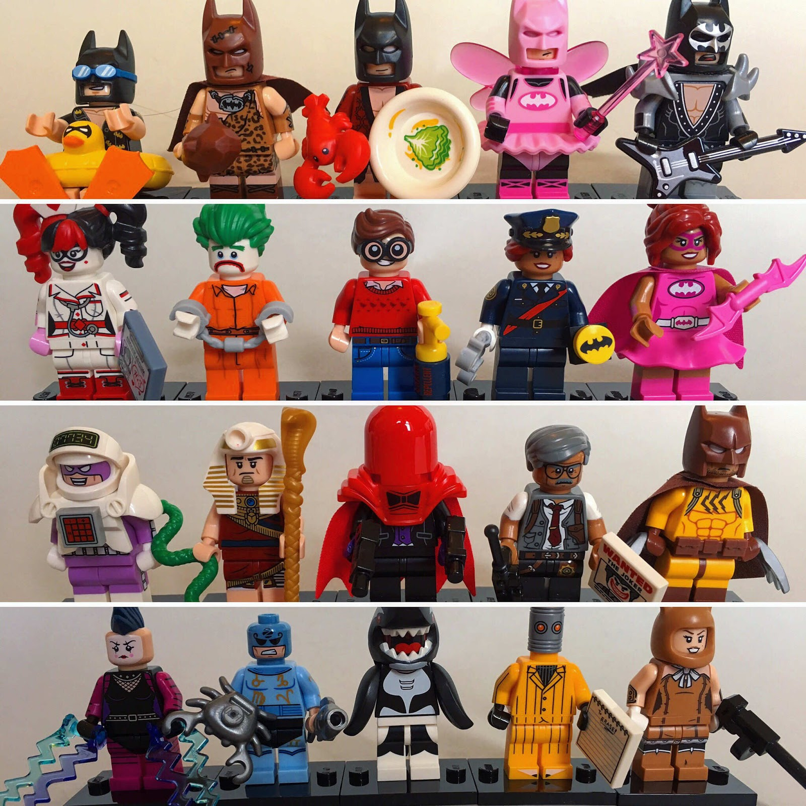 My Shiny Toy Robots: Toybox REVIEW: LEGO Batman Movie ...