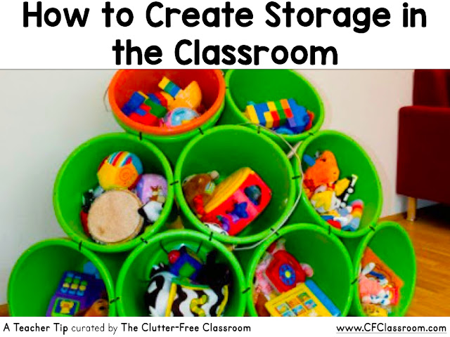 Are you looking to add additional storage in your classroom? This DIY project could help teachers solve the problem of not having storage space for student coats and backpacks.