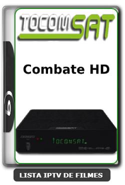 Tocomsat Combate HD Nova Atualização Satélite SKS KEYS 61w ON V02.055 - 31-04-2020