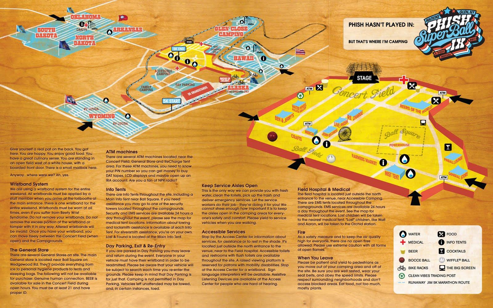 Klipsch Music Center Parking Map you can feel good