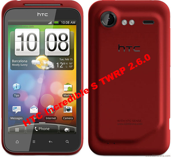 download and install twrp 2 6 0 on htc incredible s androidac rh androidac blogspot com XDA Developer HTC Incredible S HTC Droid Incredible Case Cool