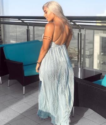 blogger Laila Swann