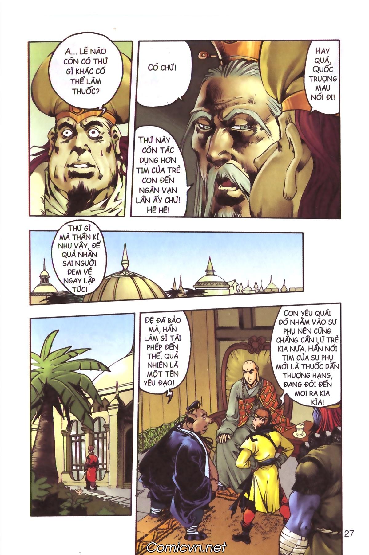 Tây Du Ký màu - Chapter 130 - Pic 7