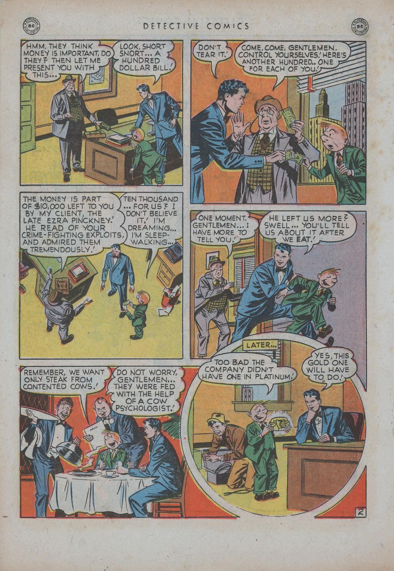 Detective Comics (1937) 151 Page 25