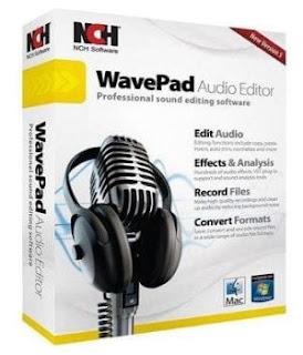 Wavepad Sound Editor 2017