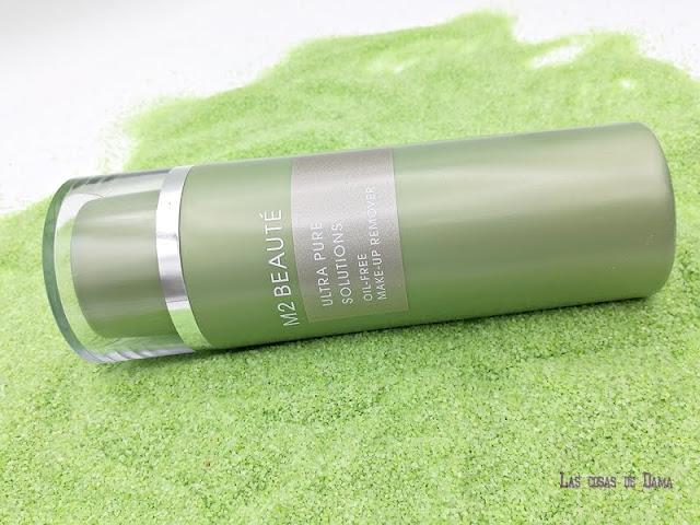 Oil-Free Make-Up Remover M2 Beauté desmaquillante ojos belleza limpieza dermocosmética farmacia