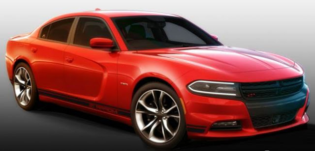 2017 Dodge Charger RT Powertrain, Specs and Changes