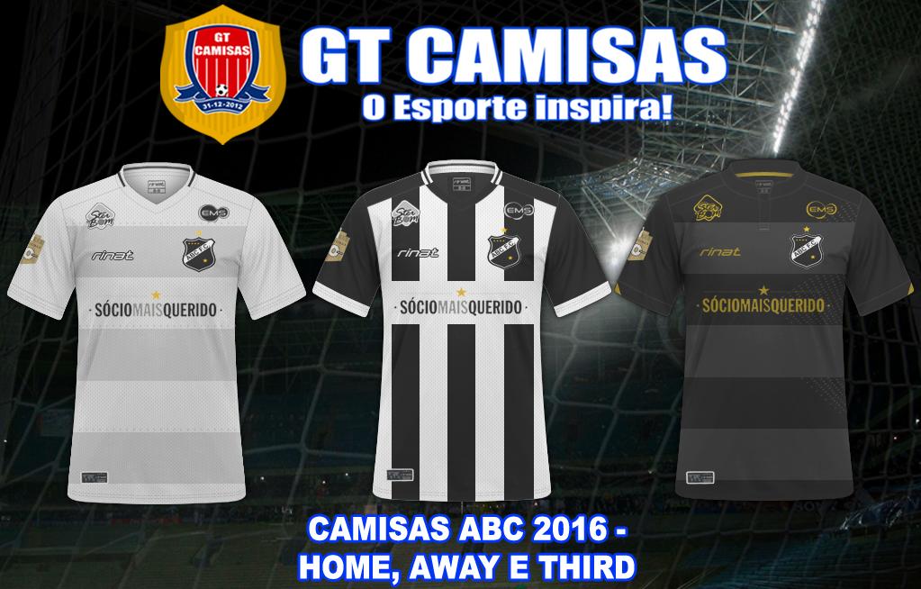ac77e1c91e O site Show de Camisas em parceira com o blog GT Camisas apresenta todas as  camisas dos clubes que estão na disputa.
