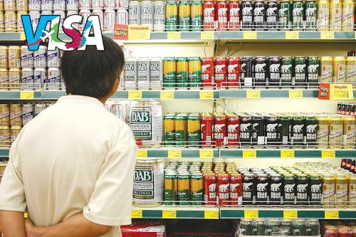 luật uông bia ở Hong Hong