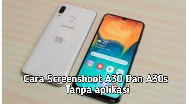 cara screensoot a30