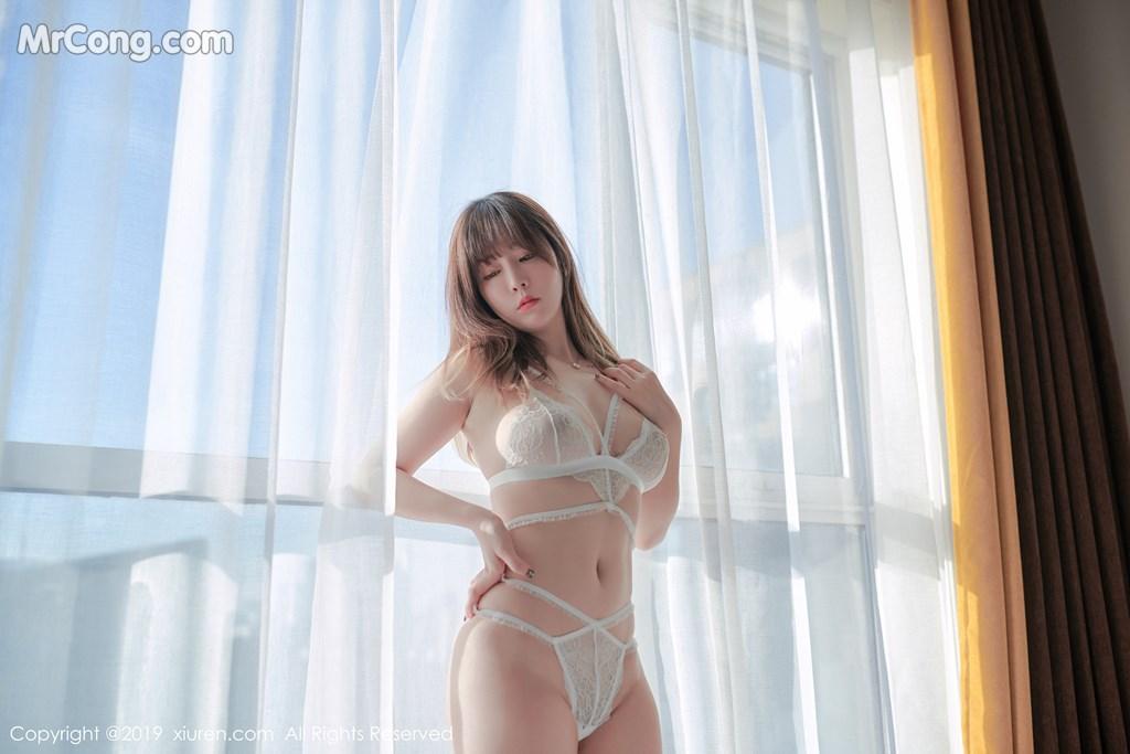 Image XIUREN-No.1363-Wang-Yu-Chun-MrCong.com-026 in post XIUREN No.1363: Wang Yu Chun (王雨纯) (42 ảnh)