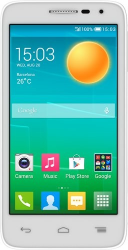Alcatel Onetouch Pop D5 5038A MT6582 Firmware