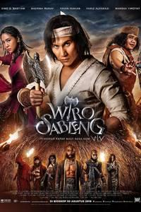 poster Wiro Sableng film indonesia terbaik 2018 action