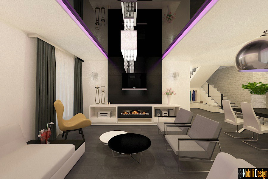Modern interior design in London - Interior designer in London UK