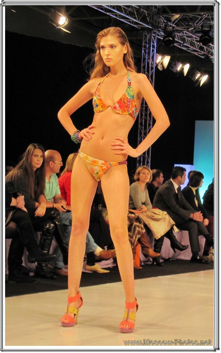 CPM Collection Premiere Moscow  - Pain de Sucre Lingerie Fashion Show