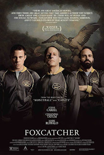 poster Foxcatcher 2014 Full Movie Dual Audio Hindi Free Download 300Mb