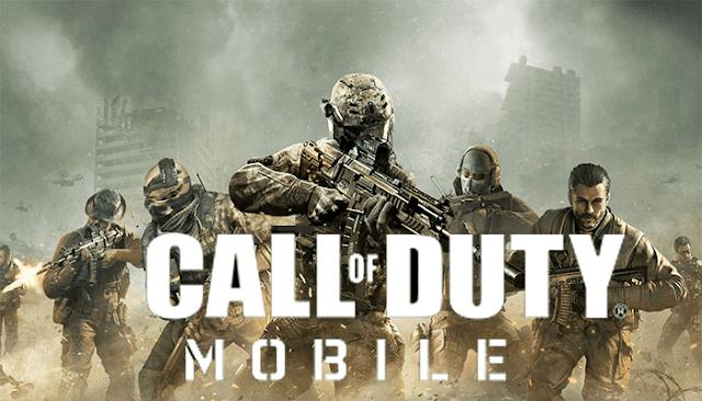 تحميل لعبة Call of Duty apk mod مهكرة للاندرويد