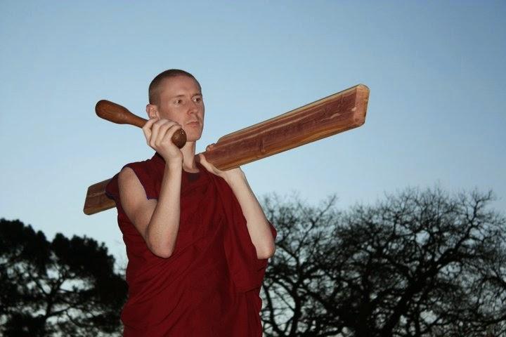 Gandi wooden gong