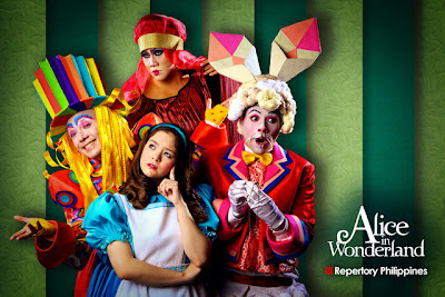 Alice in Wonderland Repertory Philippines