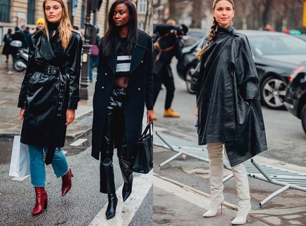 Women's Street Style Fashion Trends For Fall-Winter 2018-2019
