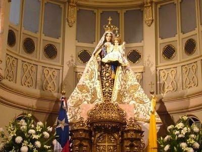 Resultado de imagen para oracion a nuestra señora del carmen patrona de Chile