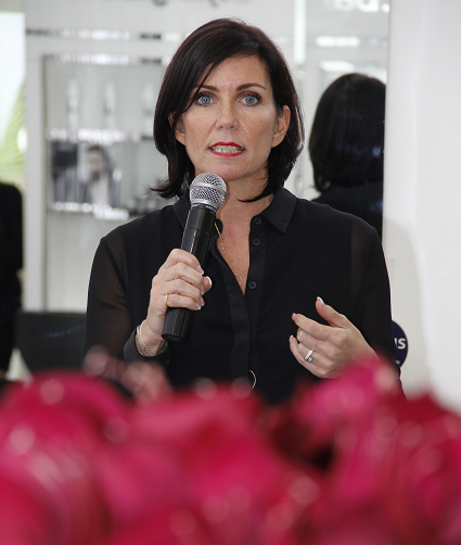 Justine Noone, International Business Manager, Elemis