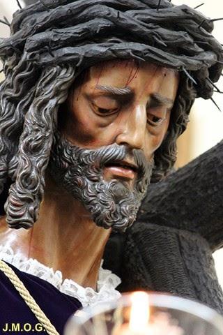 Resultado de imagen de Salida Procesional del Cristo de la Bondad de San Leandro