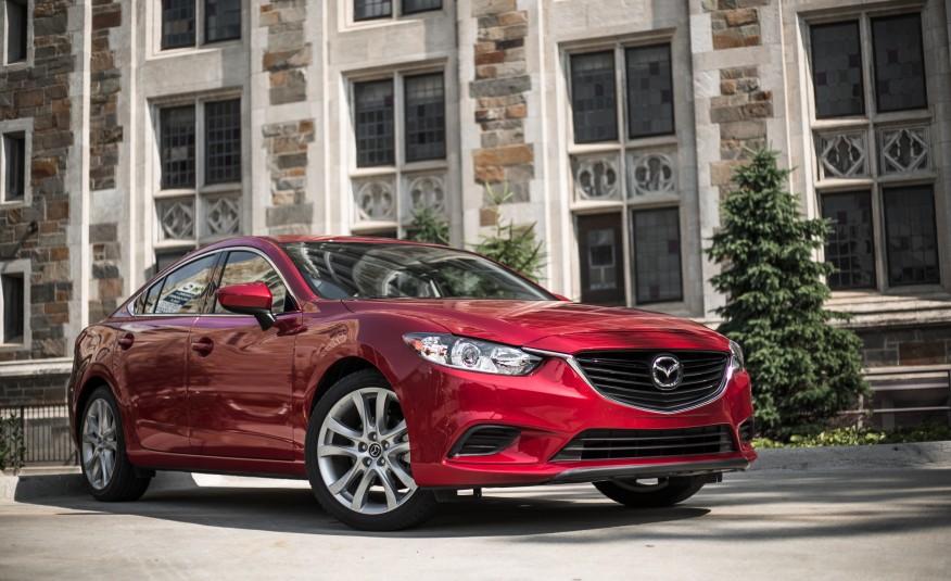 Mazda 6 2016 không có quá nhiều khác biệt so với đời tiền nhiệm
