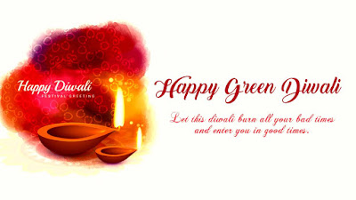 Happy Green Diwali Wishes