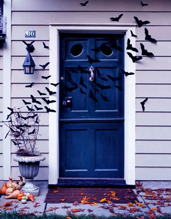 Halloween Door Decorating Contest Ideas picture
