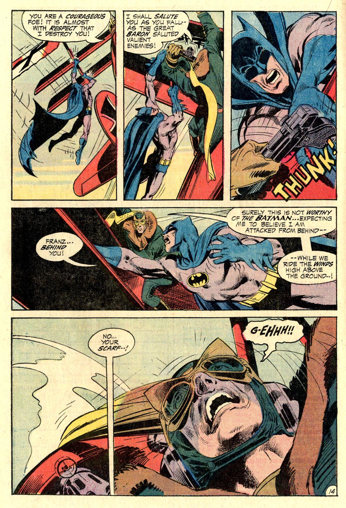 Detective Comics (1937) 404 Page 19