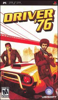Driver '76 [PSP] (ISO) (Español) [MEGA]