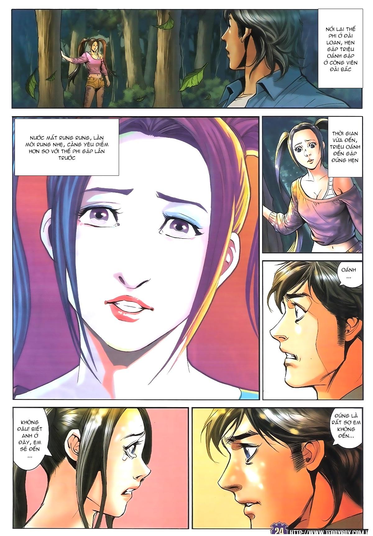 Người Trong Giang Hồ - Chapter 1606: Bạn từ xa đến Đại Phạn - Pic 23