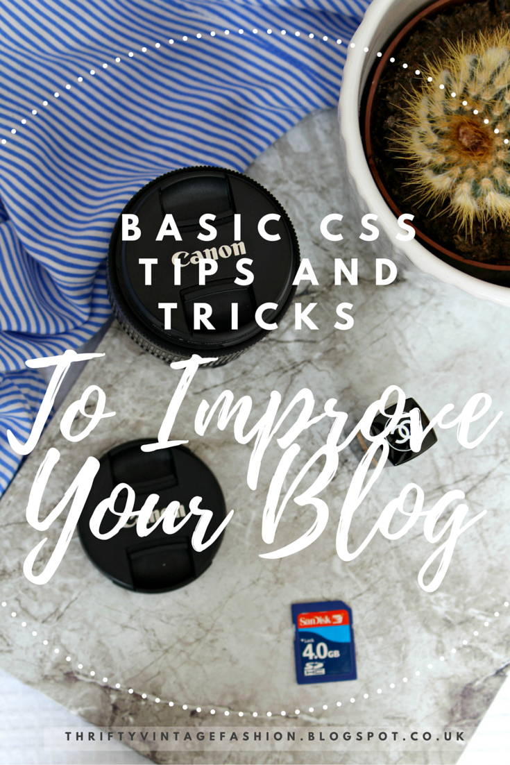 Basic CSS Tips And Tricks To Improve Your Blog advice how to center you blog header post titles dates