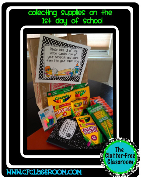 Teachers will not want to miss this FREE classroom supply checklist of over 200 classroom must haves and essential organization strategies for a teacher on any budget.