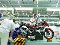 New Honda Sonic 150R Makin Agresif dan Kencang