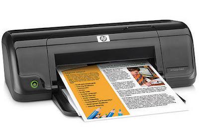HP Deskjet D1663 Télécharger Pilote Pour Mac Et Windows