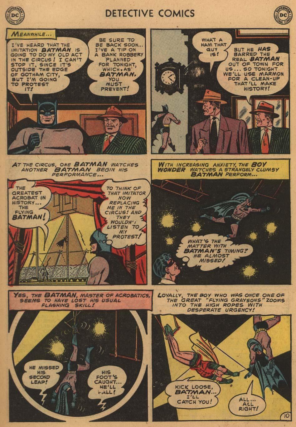 Detective Comics (1937) 195 Page 11