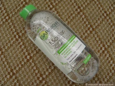 Garnier Micellar Cleansing Water Combination & Sensitive Skin