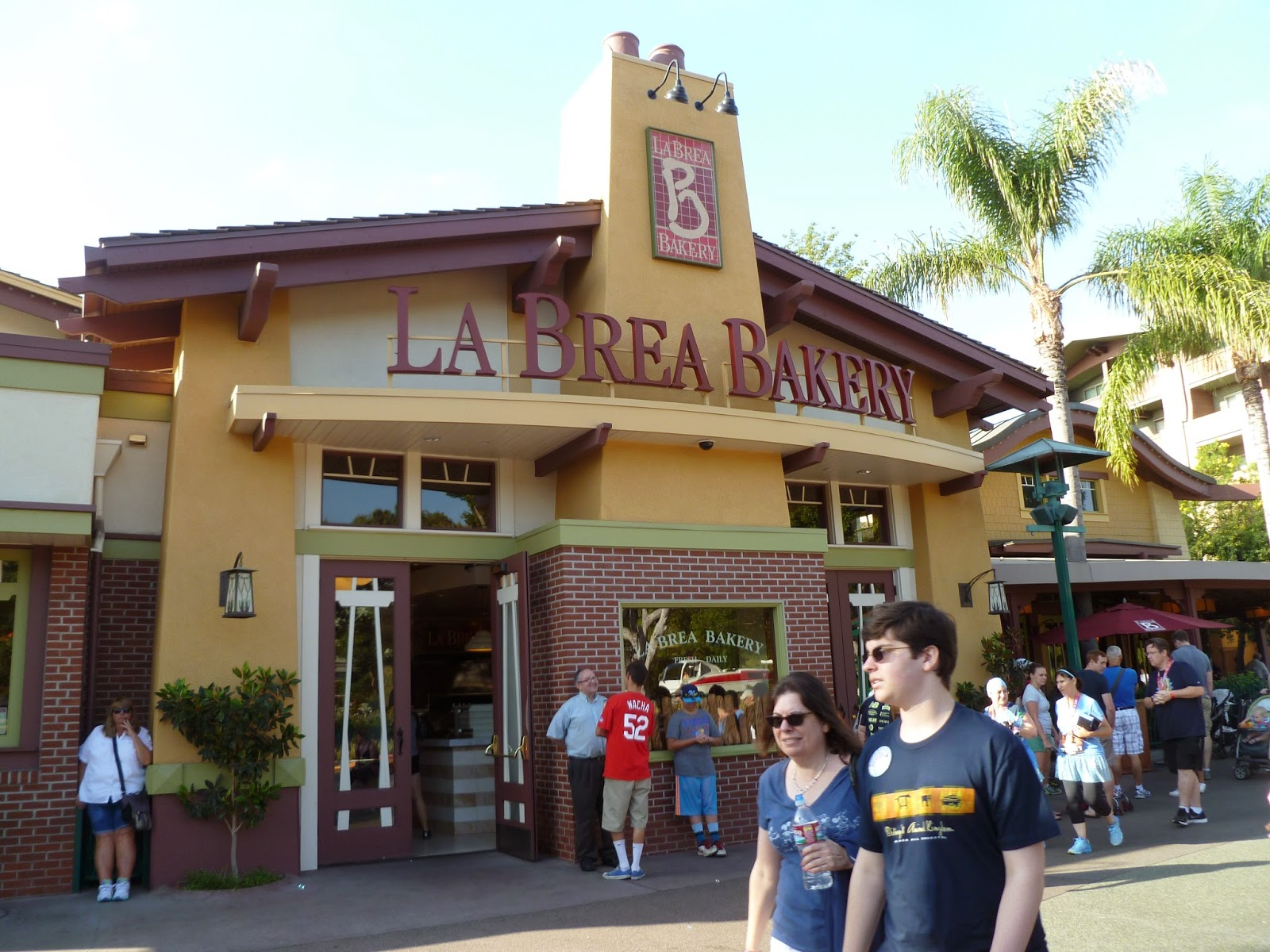 The Pastry Chef's Baking: Bakery Review: La Brea Bakery, Downtown Disney