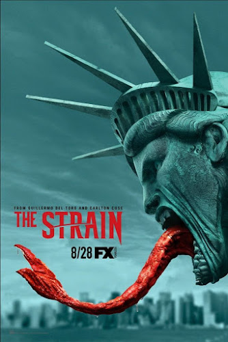 The Strain Temporada 3 (HDTV 720p Ingles Subtitulada) (2016)