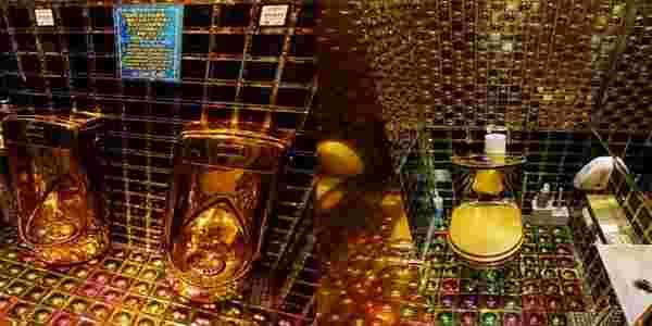 مرحاض الذهب في اليابان