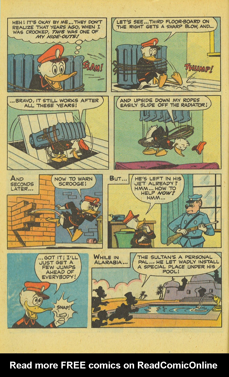 Read online Uncle Scrooge (1953) comic -  Issue #158 - 12