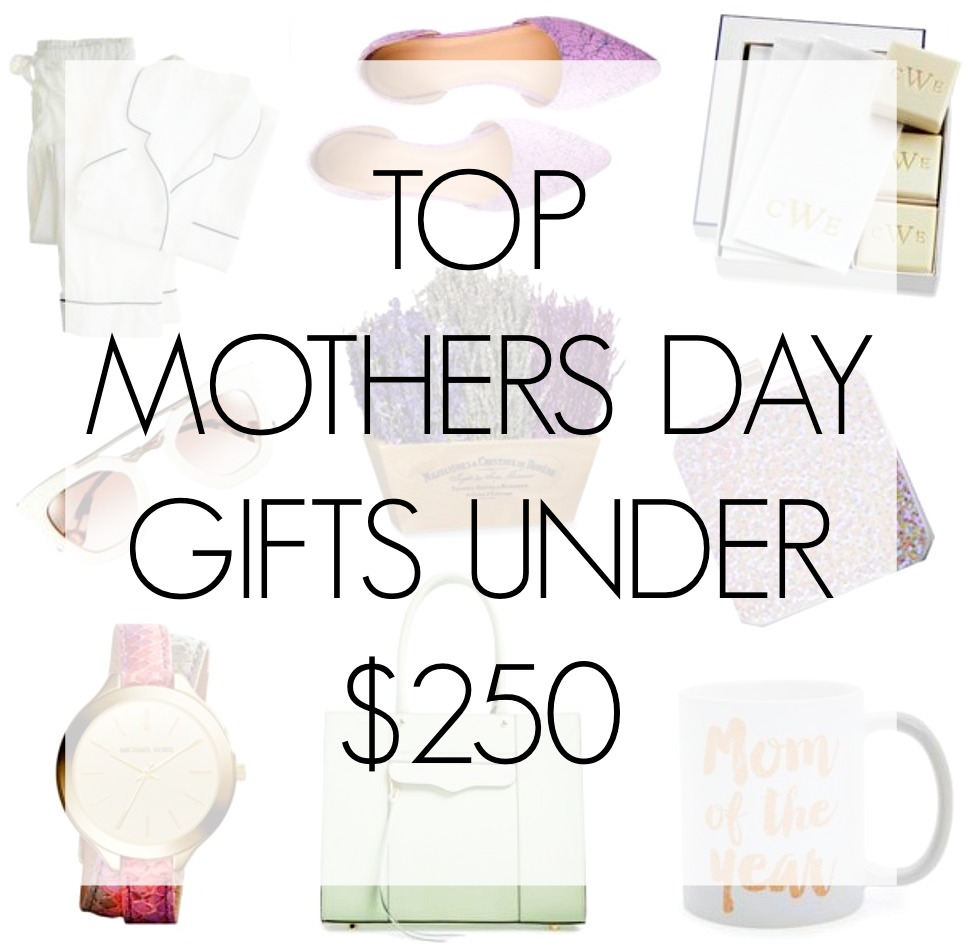 Top Mothers Day Gifts Under 250