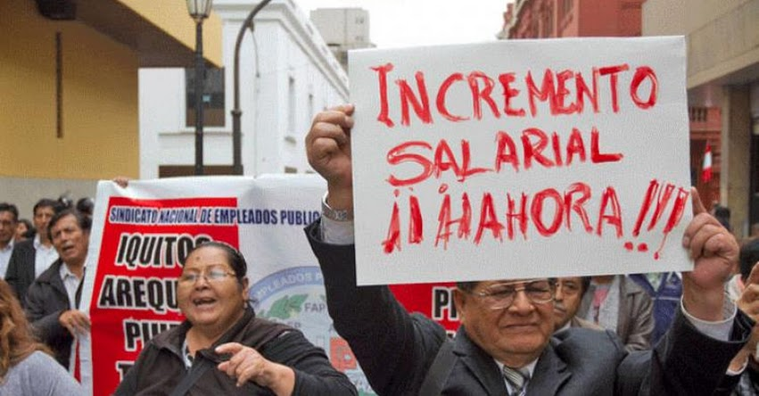 LEY DE PRESUPUESTO 2019: Comisión de Presupuesto aprobó el artículo 6 que prohíbe aumentos salariales en las entidades del Estado